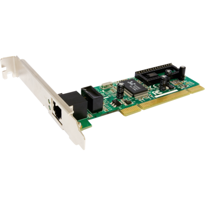 Мрежова карта EDIMAX EN-9235TX-32, PCI, 10/100/1000 Gigabit Ethernet, low profile