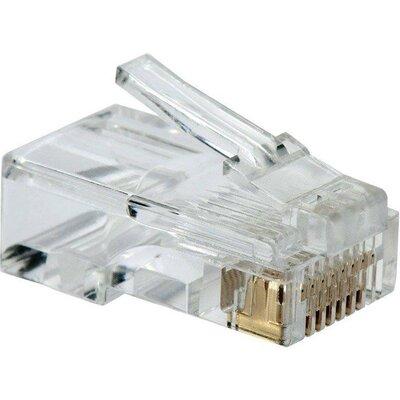 Накрайник ESTILLO RJ45 UTP/FTP Bulk