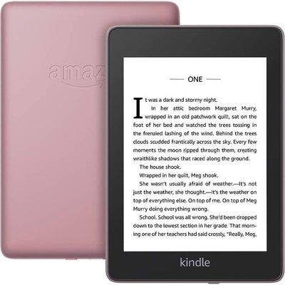 """eBook четец Kindle Paperwhite 6"""" IPX8, 10 генерация, Червен"""