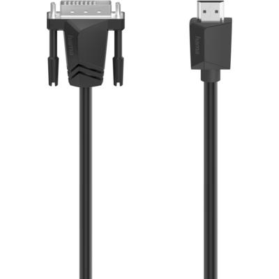 Кабел DVI-I Dual Link мъжко - HDMI мъжко, Ultra-HD, 4K, 3м