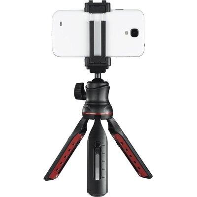 Мини статив HAMA Solid II 21B, Bluetooth дистанционно - BRS2, 18 -21 cm