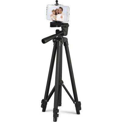 "Трипод HAMA Star Smartphone, за смартфони, GoPros фото камери, 112 см, 3D с ""BRS3"", Bluetooth дистанционно"