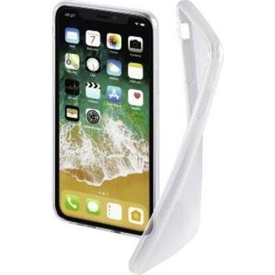 Гръб HAMA Crystal Clear за Apple iPhone X, прозрачен - HAMA-181386