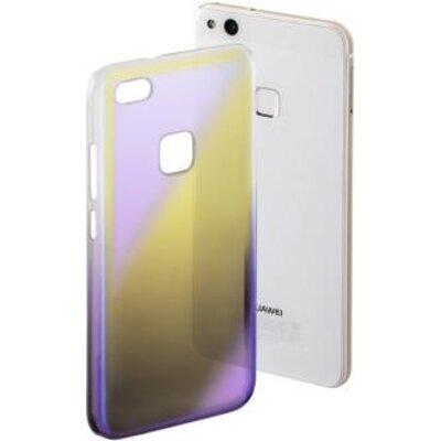 Гръб HAMA Mirror за Huawei P10 lite, жълт / лилав - HAMA-181329