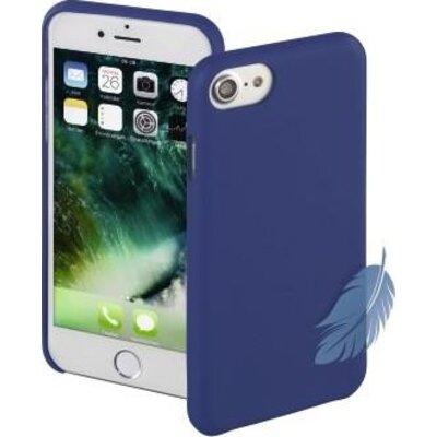 Гръб HAMA Silk за Apple iPhone 7/8, син - HAMA-178081