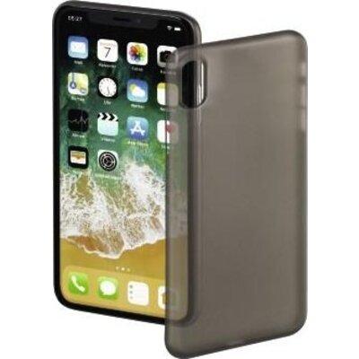 Гръб HAMA Ultra Slim за Apple iPhone X, черен - HAMA-181392
