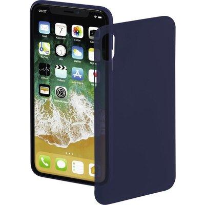 Гръб HAMA Ultra Slim за Apple iPhone X, тъмно син - HAMA-181605