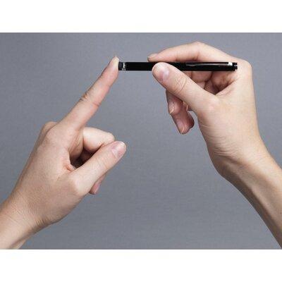 Писалка стилус за таблет или телефон HAMA Easy 182509, Черен -