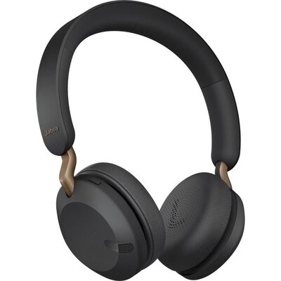 Блутут слушалки Jabra Elite 45h Copper Black