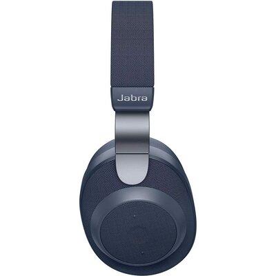 Блутут слушалки Jabra Elite 85h TNavy Blue