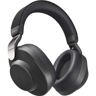 Блутут слушалки Jabra Elite 85h Titanium Black