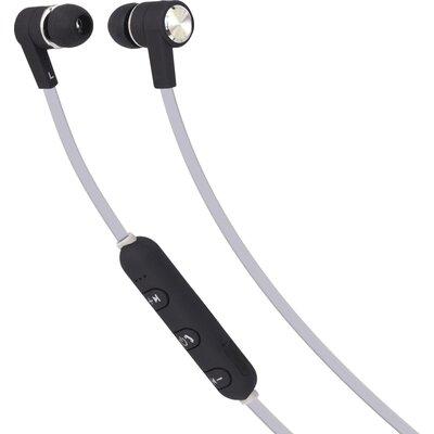 Блутут слушалки Maxell B13-EB2, микрофон, Черен