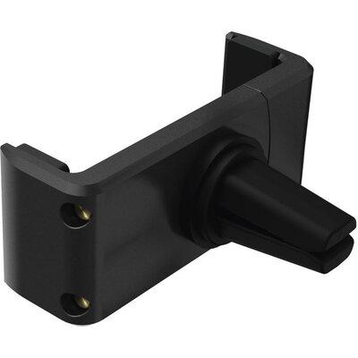 Стойка HAMA Flipper за кола и телефон с размер 6 - 8 см, Черен
