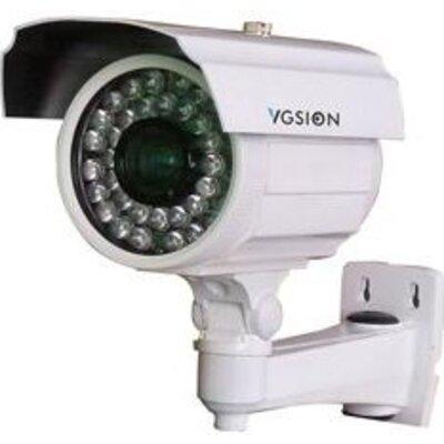 Камера за наблюдение VG HK HIGH TECH  LPR101,CMOS, 650TVL 9-22мм.lens, 36 IR leds ,подходяща за записване на автомобилни номера
