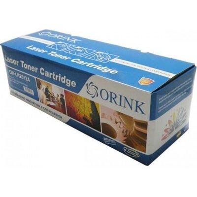 Тонер касета ORINK HP Q2612A / Can LBP2900/ Q2612A, Черен