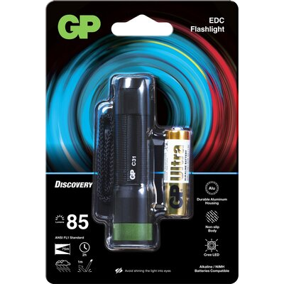 Фенер GP BATTERIES C31, LED 85 лумена CREE Discovery Outdoor - GP-F-C31