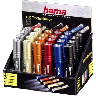 Фенер HAMA FL-70, 24 броя в кутия дисплей - HAMA-123198
