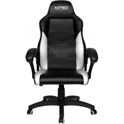 Геймърски стол Nitro Concepts C100 - Black/White