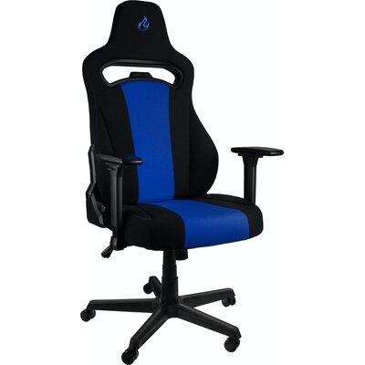 Геймърски стол Nitro Concepts E250 - Galactic Blue