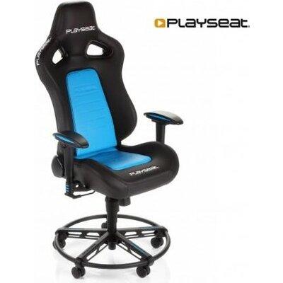 Геймърски стол Playseat L33T Blue, Син - L33T Blue