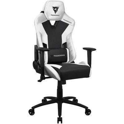 Геймърски стол ThunderX3 TC3 All White
