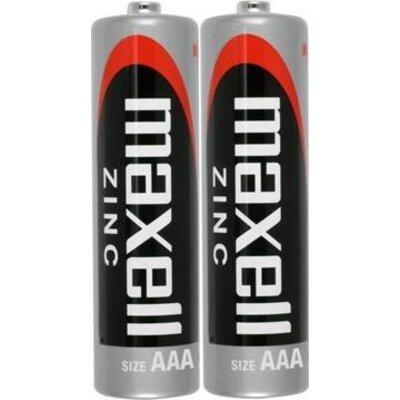 Цинково Манганова батерия MAXELL R03 1,5V /2 бр. в опаковка/ - ML-BM-R03-SHR