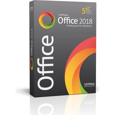 Софтуерен офис пакет SoftMaker Office Proffesional 2018 for Windows