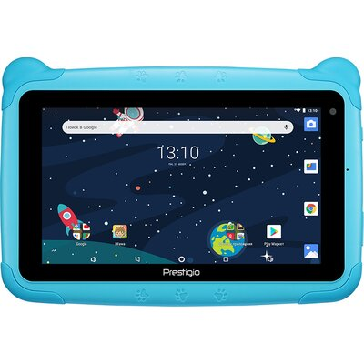 """Prestigio Smartkids, PMT3197_W_D, wifi, 7"""" 1024*600 IPS display, up to 1.3GHz quad core processor, android 8.1(go edition),"""