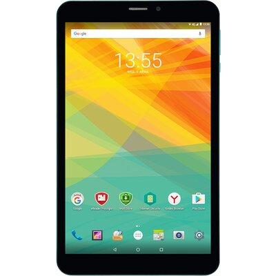Prestigio Wize 3418 4G, 8''(800*1280)IPS display, Single SIM, Android 6.0, up to 1.1GHz 64-bit quad core, 1GB DDR, 8GB Flash, 0.