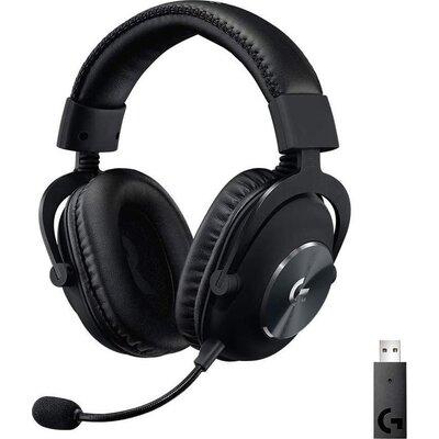 Безжични Геймърски слушалки Logitech PRO X Wireless LIGHTSPEED