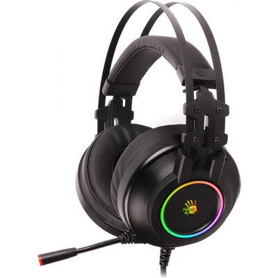 Геймърски слушалки A4TECH Bloody G528C 7.1 , Микрофон, Черен