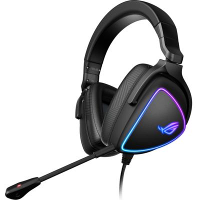 Геймърски слушалки ASUS ROG Delta S, USB-C, Aura Sync RGB