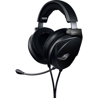 Геймърски слушалки ASUS ROG Theta Electret, Черен