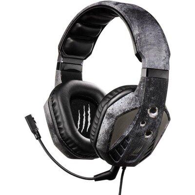 Геймърски слушалки Hama uRage SoundZ Evo, Микрофон, Черно