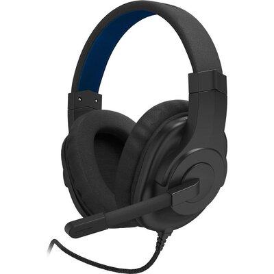 Геймърски слушалки Hama uRage Soundz 100, Микрофон, 3.5мм жак, Черен