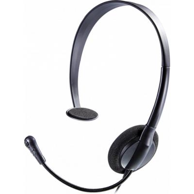 Геймърски слушалки Nacon Bigben PS4 Communicator, Микрофон, Черен