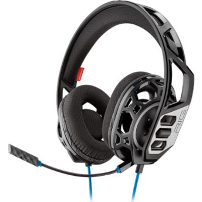 Геймърски слушалки Plantronics RIG 300HS, Микрофон, Черен/Сребрист