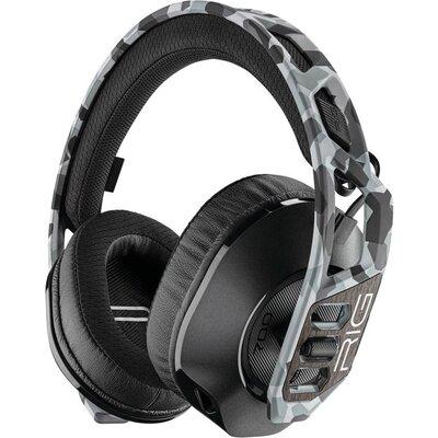 Геймърски слушалки Plantronics RIG 700HS, Микрофон, Сиво