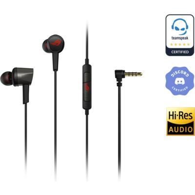 Геймърски слушалки-тапи ASUS ROG Cetra II Core