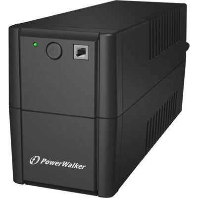 UPS POWERWALKER  VI 850 SH, 850VA, Line Interactive