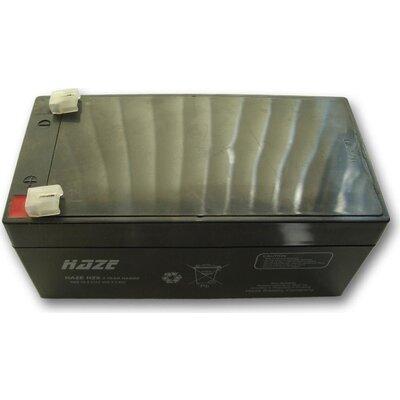 Оловна Батерия Haze ;(HZS12-3.3) 12V / 3.3 Ah - 134 / 67 / 61 mm AGM - HAZE-12V/3.3/AGM