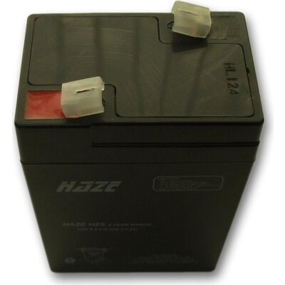 Оловна Батерия Haze ;HZS6-4.5; 6V / 4.5Ah- AGM - HAZE-6V/4.5/AGM