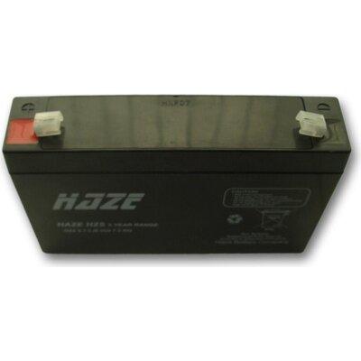 Оловна Батерия Haze (HZS6-7.2) 6 V / 7.2 Ah - 150 / 34 / 94 mm AGM - HAZE-6V/7.2/AGM