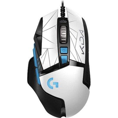 Геймърска мишка Logitech G502 HERO K/DA Lightsync RGB