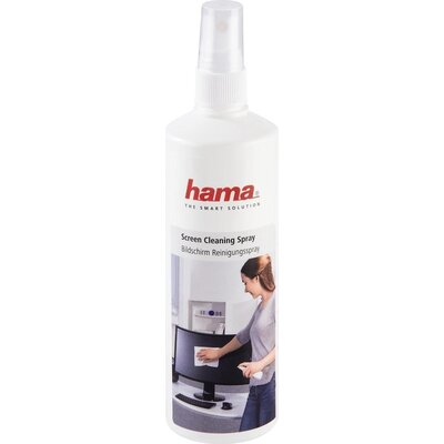 Почистващ спрей HAMA за TFT/LCD/PDA, 250 мл -