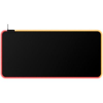 Геймърски пад HyperX Pulsefire Mat XL RGB, Черен