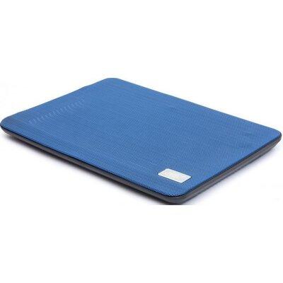 """Охладител за лаптоп DeepCool N17 Blue, 14"""", 140 mm, Син"""