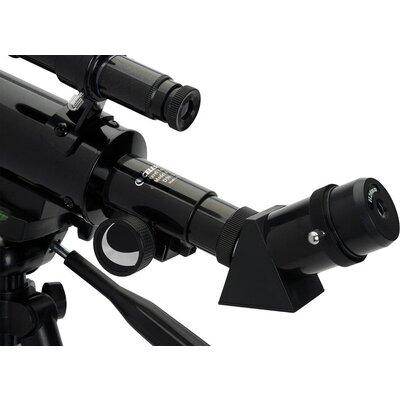 Портативен телескоп Celestron TRAVEL SCOPE 50, Рефрактор в комплет с раница -