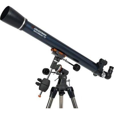 Телескоп Celestron AstroMaster 70EQ, Рефрактор -