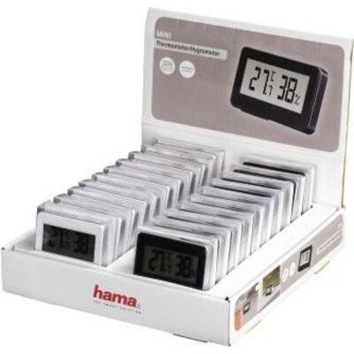 Цифров термометър/хигрометър MINI (ID20) - 136297